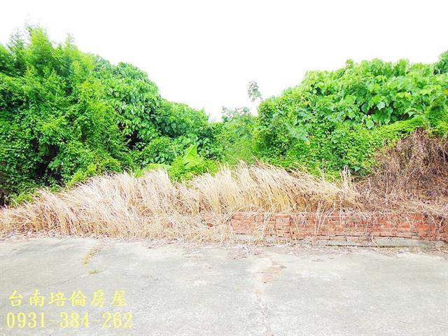 台南土地後壁區土